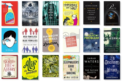 Cover view of the first 24 books I read in 2015.  Grabbed from www.goodreads.com/review/list/145290?read_at=2015&vie...