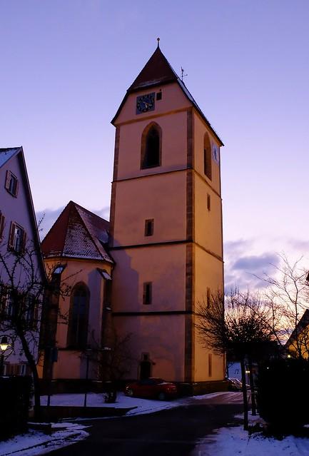 Ehningen - Marienkirche