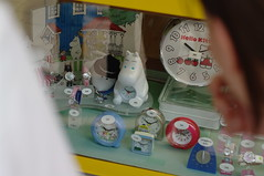 Moomin clocks