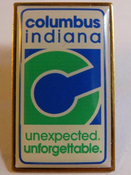 Columbus, IN pin