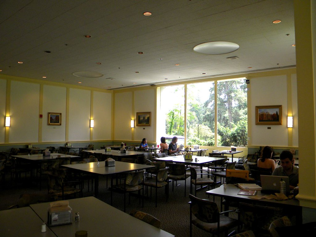 Vassar College All Campus Dining Center Paintings 5 Flickr
