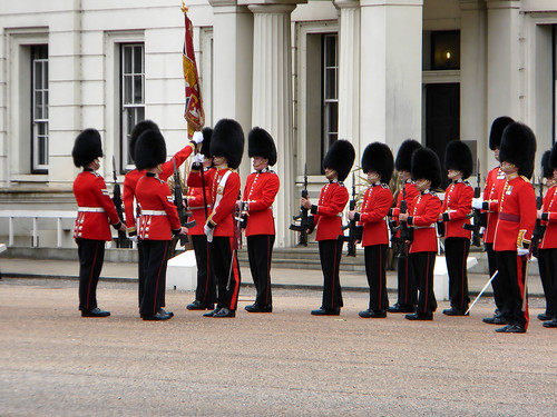 Changing of the Queen's guard - London, England, UK | by supersum