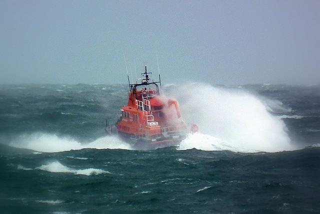Life Boat Danger