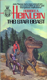 Robert A. Heinlein - The Star Beast | by RA.AZ