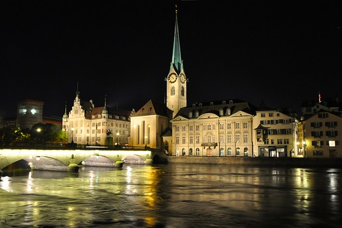 Zurich at Night | by RussBowling
