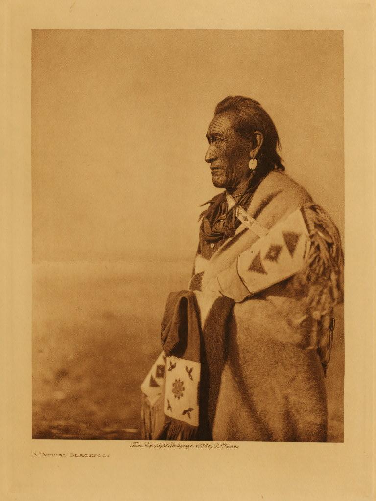 Blackfoot Indian   Laurie Alex   Flickr