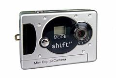 Shift 3 Mini Digital Camera by HaarFager