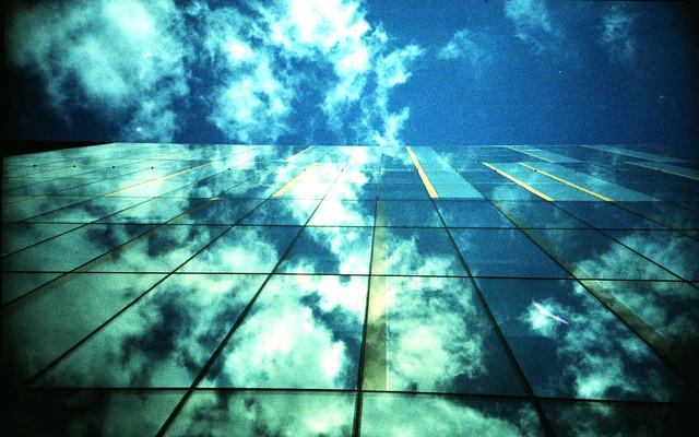 Glasgow Clouds