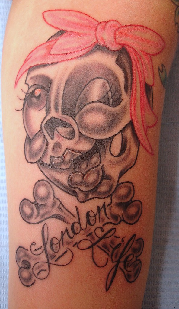 Girly Skull Mark Ford Evil From The Needle 232 Camden Hig