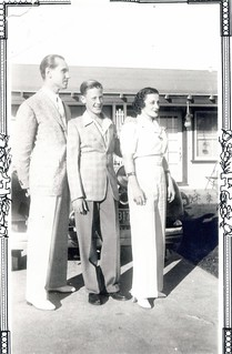 Tom Lyle, Bill and Evelyn | by Sharrie Williams