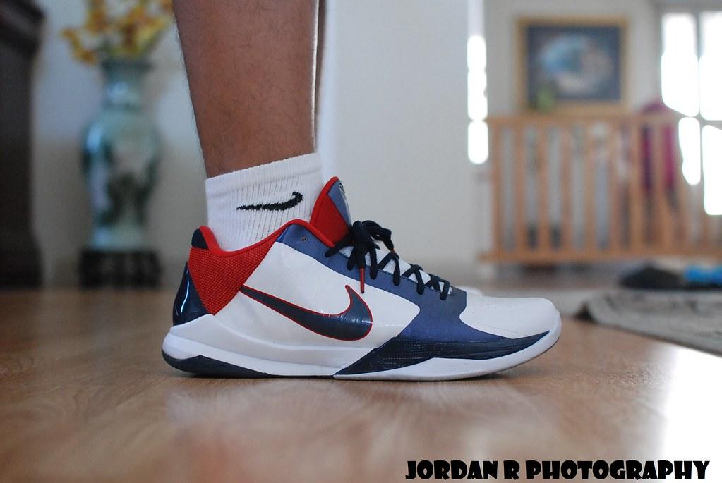 271a4c11be3a ... Nike Zoom Kobe V USA