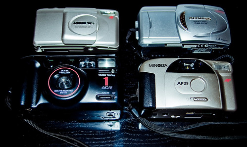 190910_ four cameras (262/365) | by Headphonaught