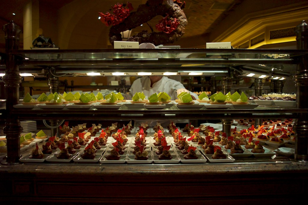 Stupendous Las Vegas Bellagio Buffet Aleonroad Flickr Interior Design Ideas Tzicisoteloinfo