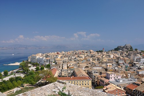 The Old Town of Corfu | by bazylek100