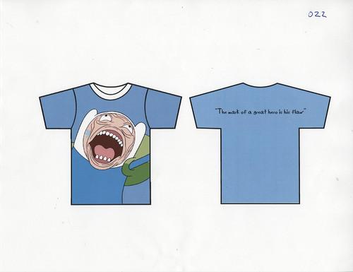 T-shirt Roughs #22 | by Fred Seibert