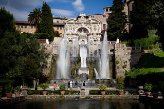 Villa d'Este Brunnen / Tivoli | by Neo_II
