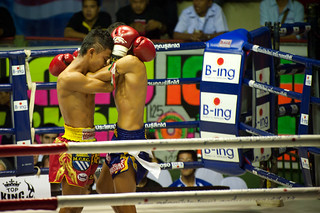 Muay Thai Boxing | by goingslowly