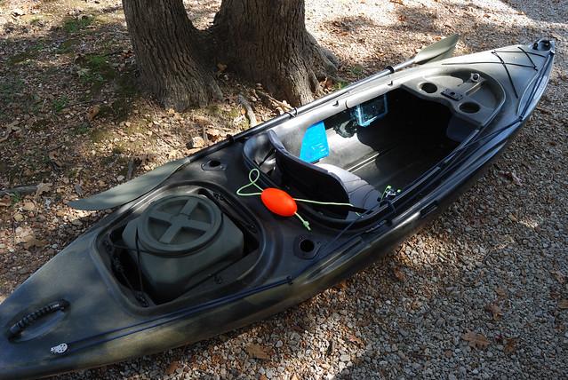 Ascend FS10 Kayak