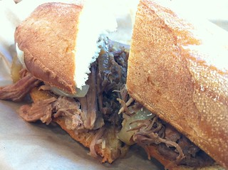 Pulled Pork Adobo Sandwich | by arnold | inuyaki
