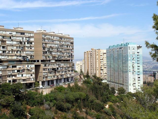 Unité d'Habitation - haifa