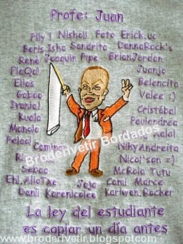 Polerones De Cuarto Medio Frases 4ºc 2010 Colegio San Agu