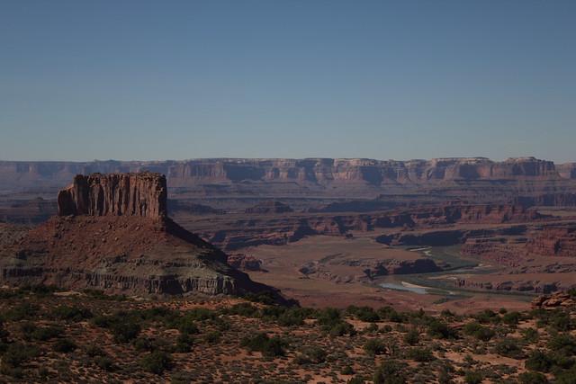 Minor Point - Canyonlands National Park, Utah