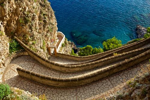 The Path to Marina Piccola | by Powerkey