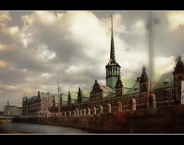 Copenhagen - La Borsen