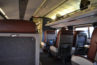 Amtrak Vermonter Business Class | by AmtrakVermonter