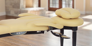Height Adjustable Aureus Table | by Edward Crowther