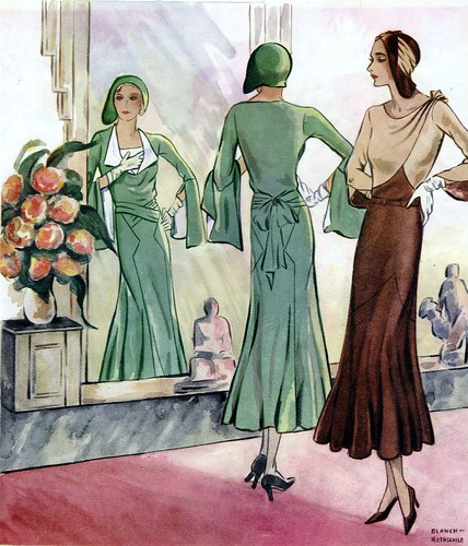 August 1931 McCall's Fashions | by clotho98