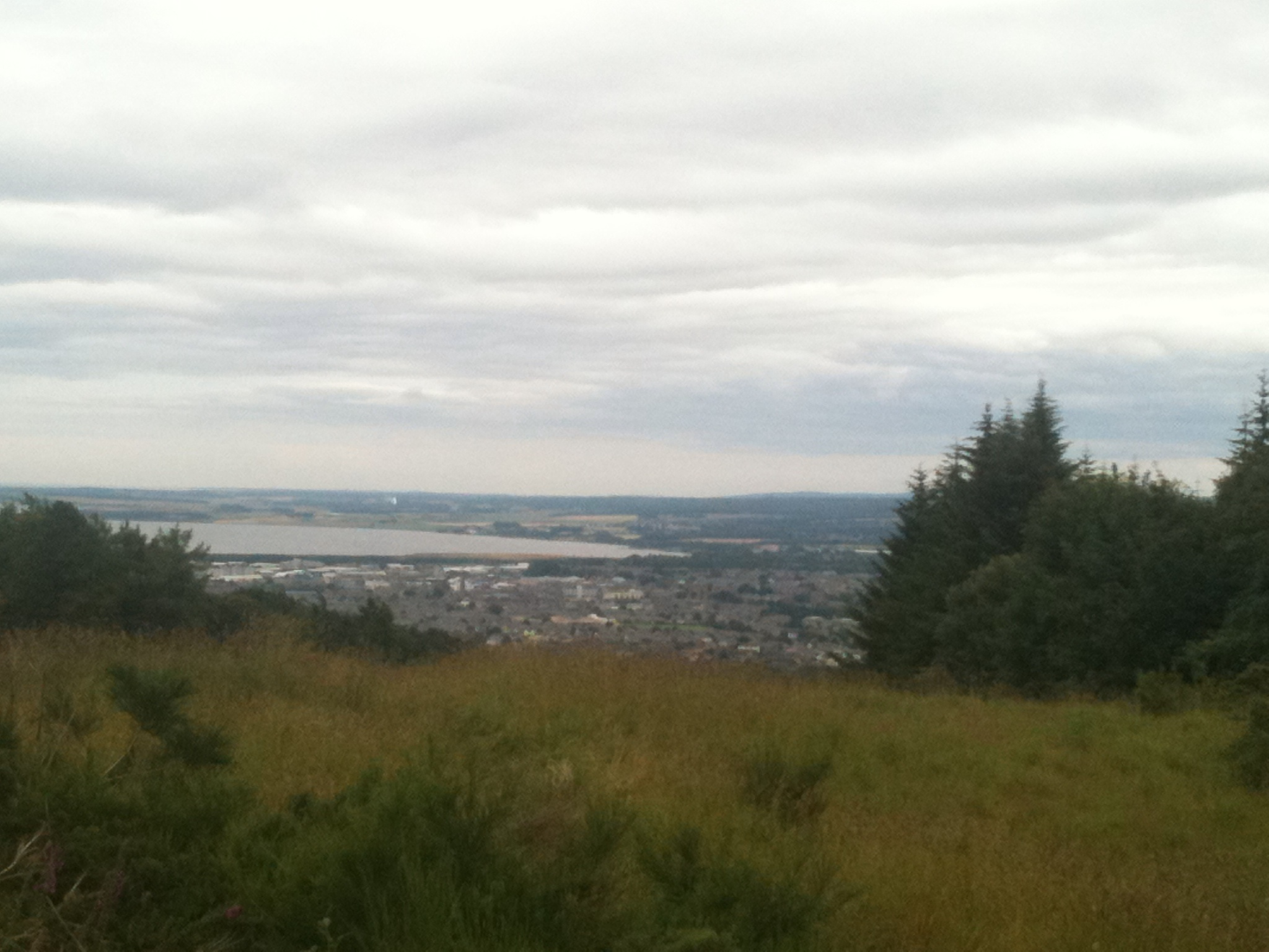 Inverness below