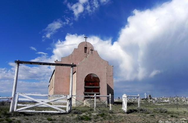 Sacred Heart Catholic Church (The Pink Church), MT