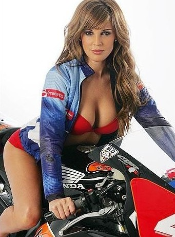 1 As Chicas Mas Sexis De Bmw Motos Com La Pagin Rey David