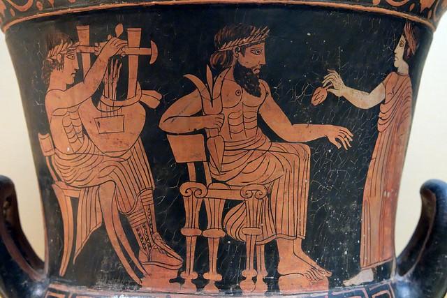 -0410 Apolo, Zeus y Hera