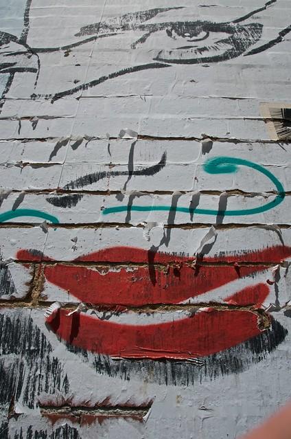 Street Art, Gore Street, Collingwood nº  3
