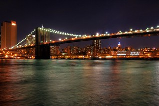 Brooklyn Bridge at Night | by dennoit