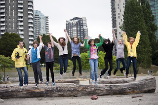 Act Out Loud 2010 Summer Camps   by vancouverfilmschool