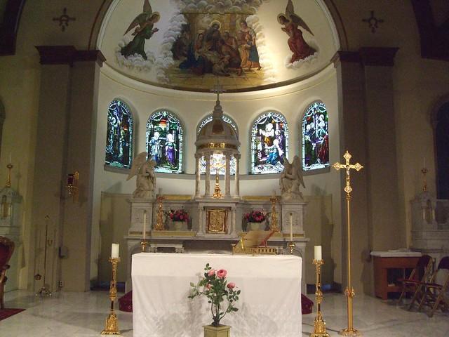 St. Bernard Catholic Church, Peoria, IL
