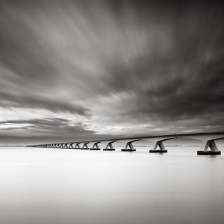 Bridge Study IX | by Joel Tjintjelaar