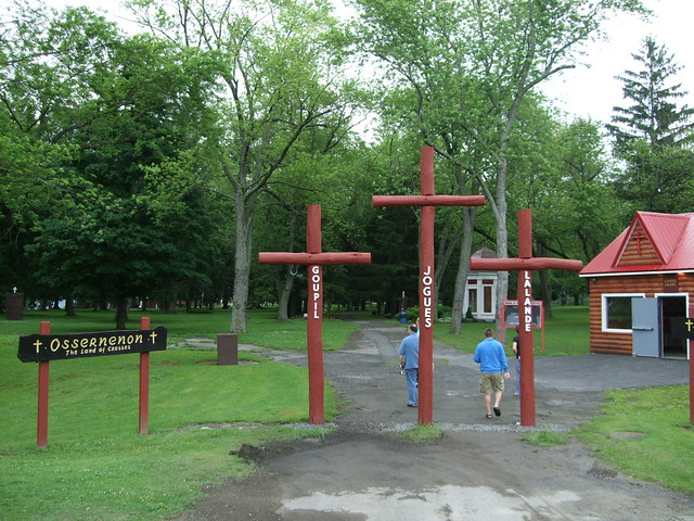 Shrine of the North American Martyrs, Auriesville, NY