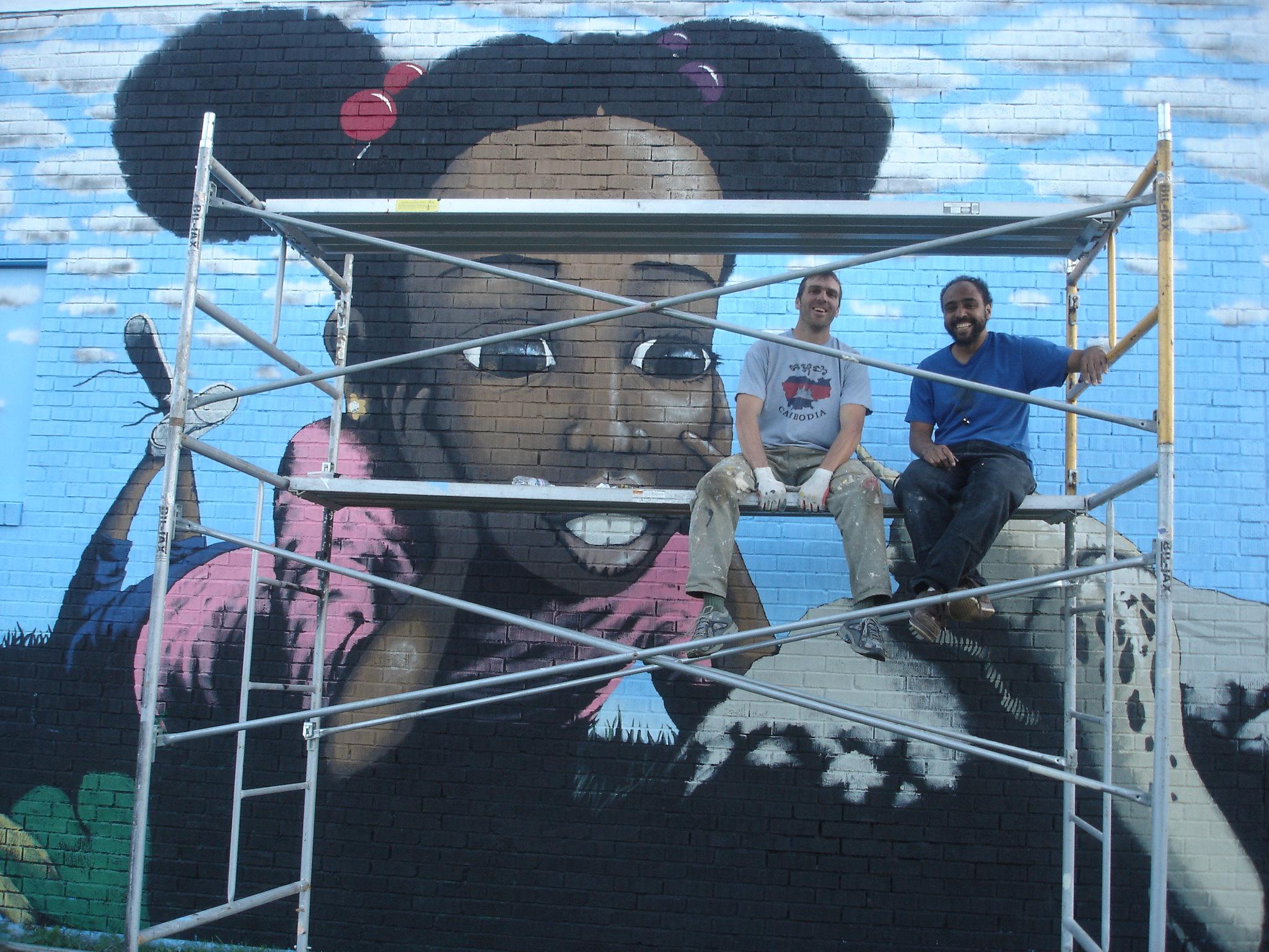 Tacoma Mural Program 2010