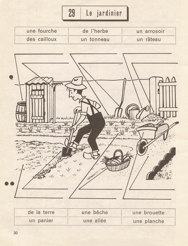 exercices français cp (1961) | Flickr