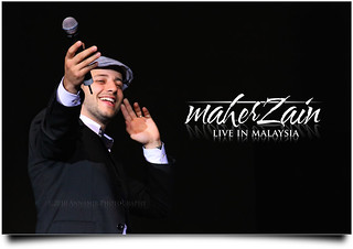 Maher Zain LIVE In Malaysia | THUMB this up? OR View Large O