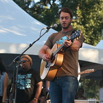 Fri, 08/10/2010 - 7:07pm - Friday on the Austin Ventures stage. Photo by Laura Fedele, WFUV