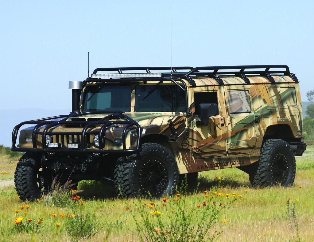 Predator Hummer | Predator Inc. | Flickr | hummer predator