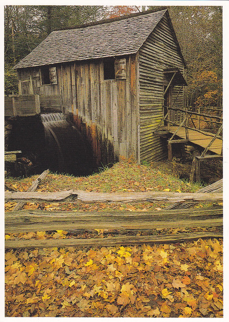 UNESCO Cable Mill Postcard