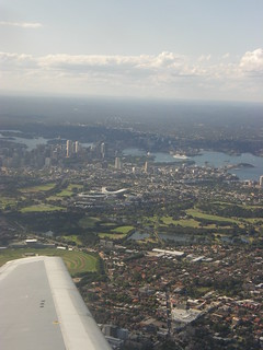 Sydney from above | by ellywilliams