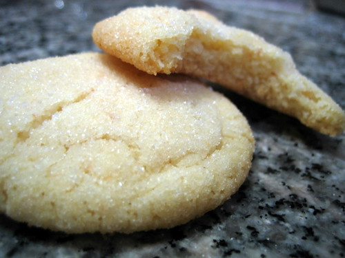 Coconut Macadamia Sugar Cookies 185 | by MGF/Lady Disdain