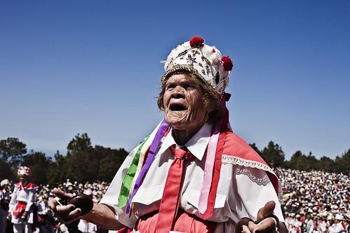 Jonathan Martín González Bajada de la Virgen de los Reyes. El Hierro 2009 3